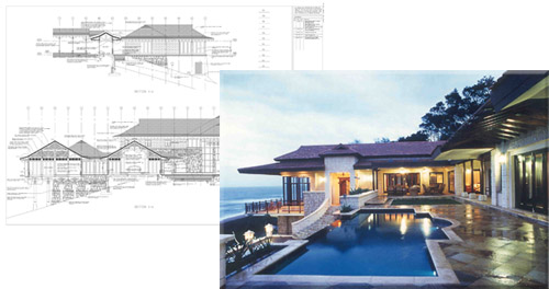 Professional .DWG Architecture Image