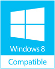 windows8-compatability logo